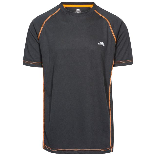 Ethen Men's Short Raglan Sleeve Active T-Shirt - SOG