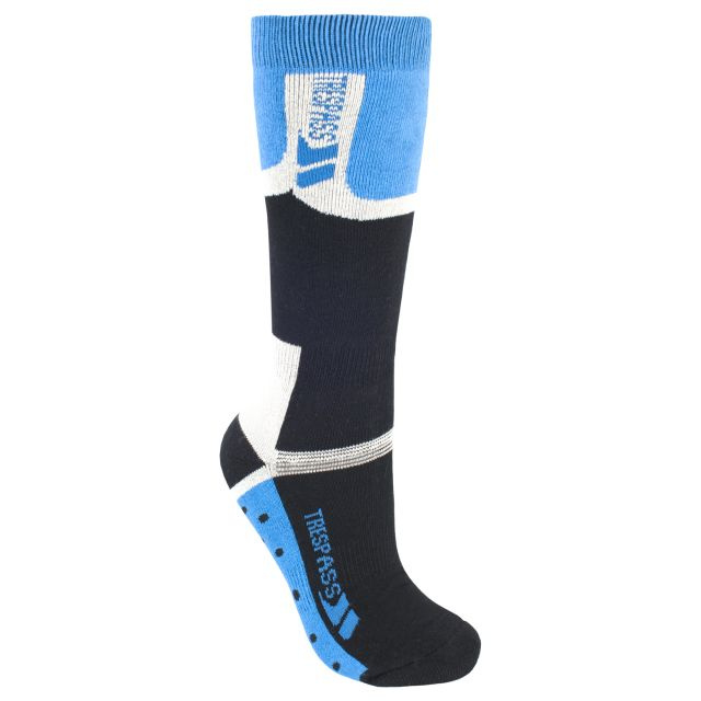 Eton Kids' Ski Socks in Blue