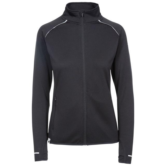 Evie Women's Active Jacket - BLK