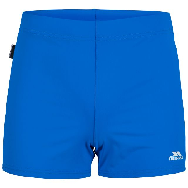 Exerted Men's Swim Shorts in Blue