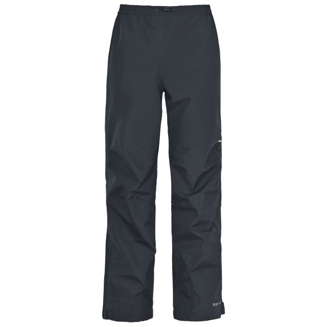 Amelia Women's Waterproof Trousers in Black
