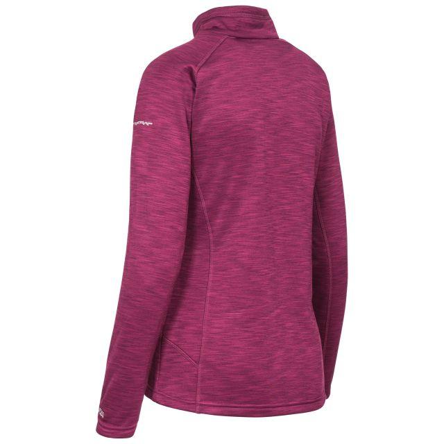 Fairford Women's 1/2 Zip Fleece in Purple