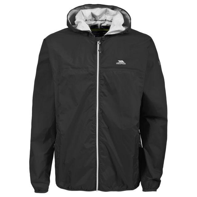 Fastrack Adults Packaway Jacket in Black