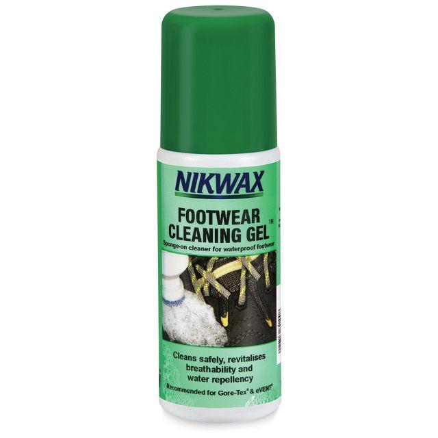 Nikwax Cleaning Gel for Waterproof Footwear in Assorted