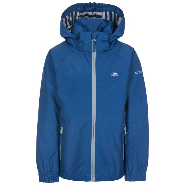 Fenna Kids' Waterproof Jacket in Blue