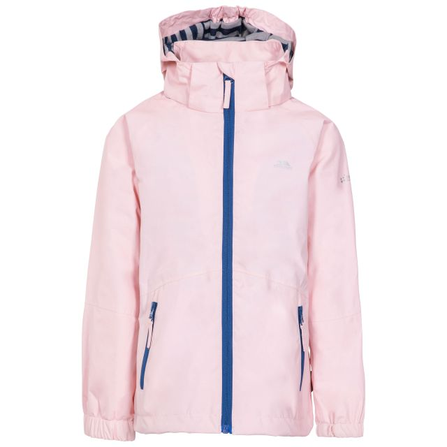 Fenna Kids' Waterproof Jacket in Light Pink