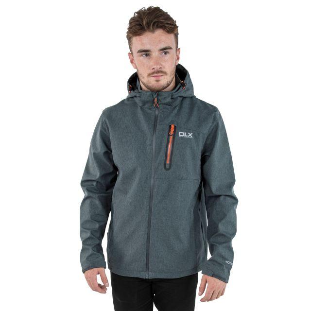 Ferguson Men's DLX Softshell Jacket in Grey
