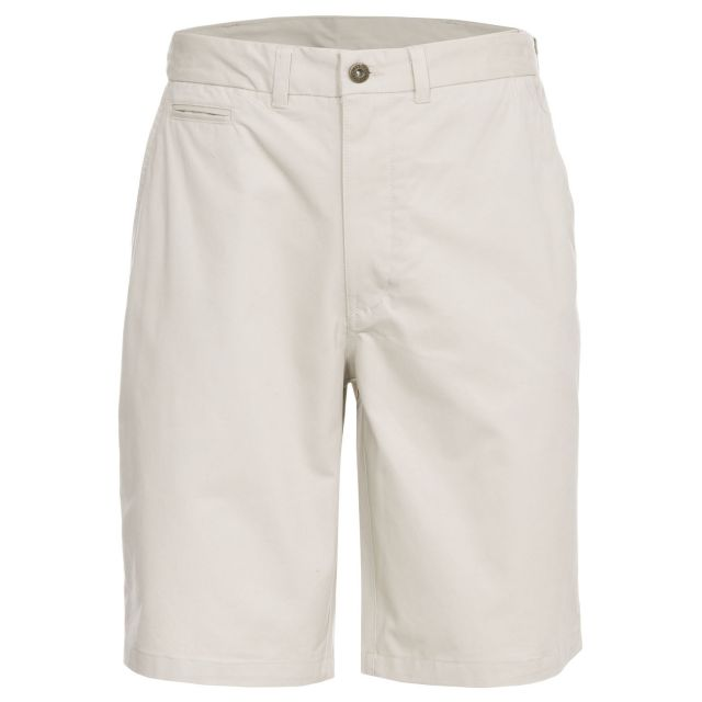 Firewall Men's Chino Shorts in Beige