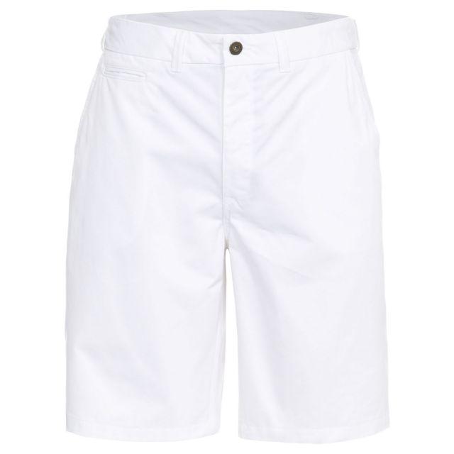 Firewall Men's Chino Shorts in White