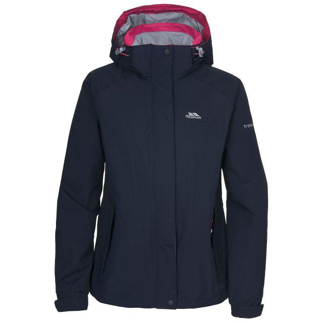 Trespass Womens Waterproof Jacket with Hood Florissant
