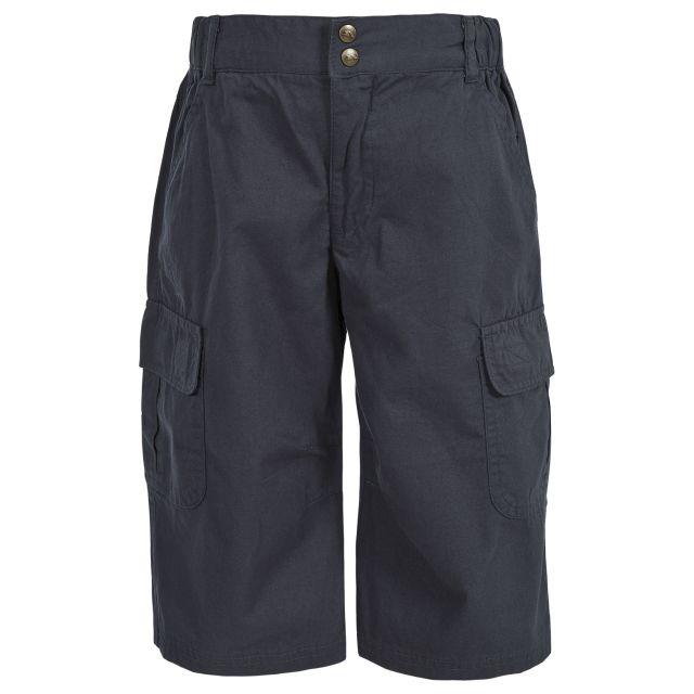 Flynn Kids' 3/4 Length Trousers in Grey