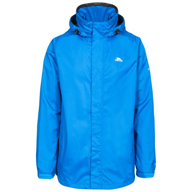 Fraser II Men's Waterproof Jacket in Blue