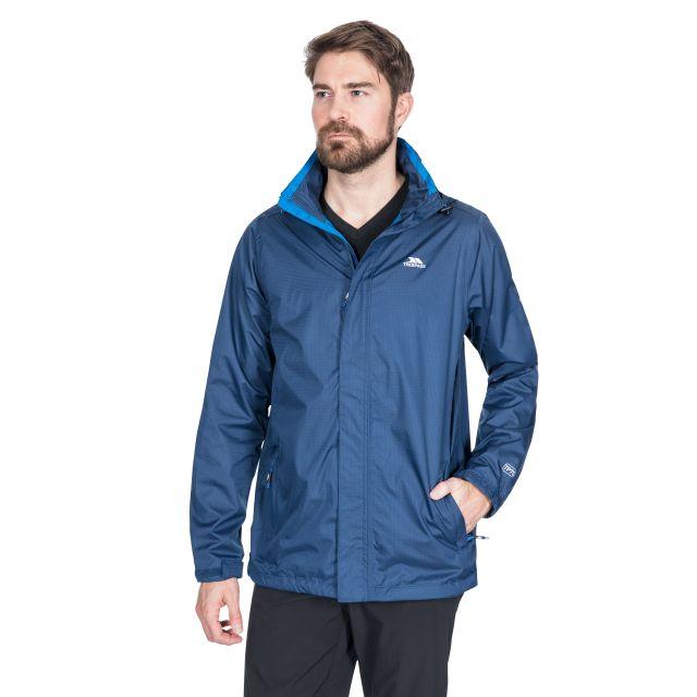 Fraser II Men's Waterproof Jacket in Navy