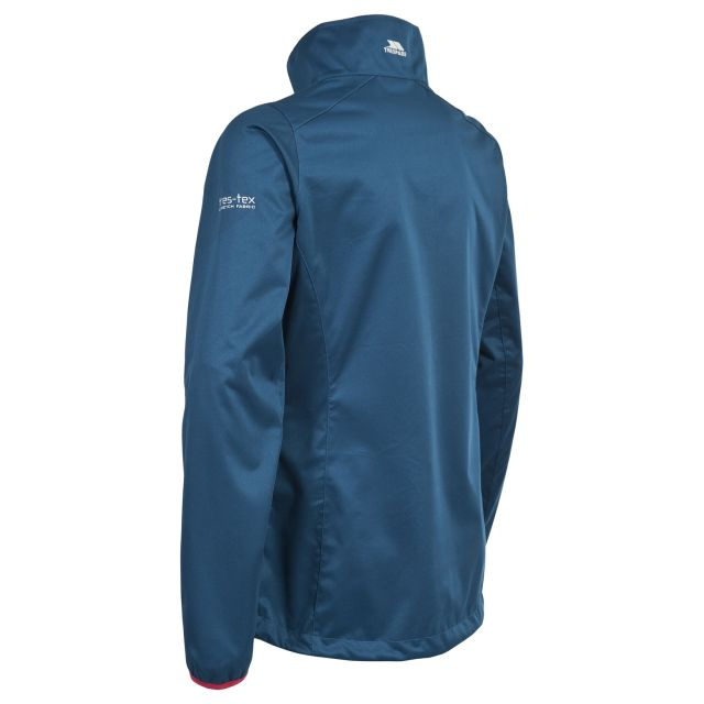 Frieda Women's Softshell Jacket in Blue