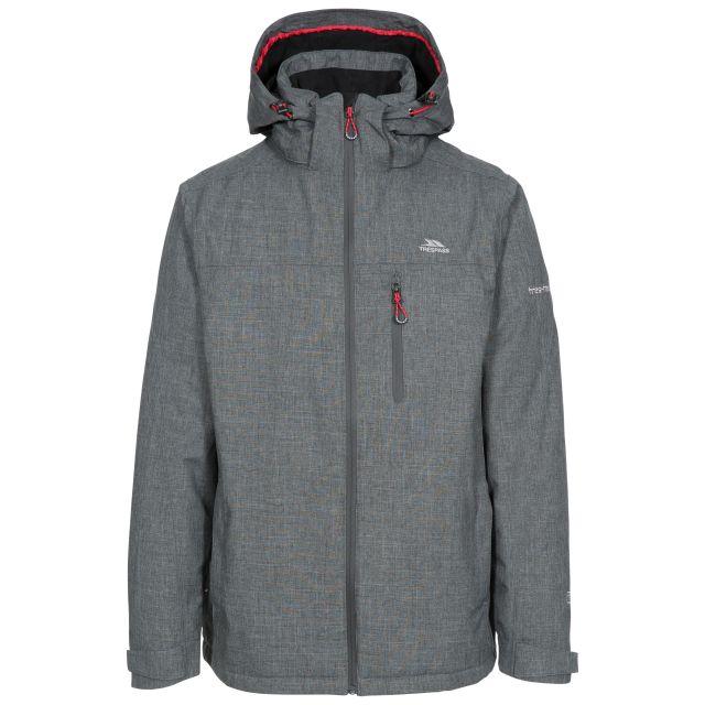Fyfinn Men's Padded Waterproof Jacket in Grey