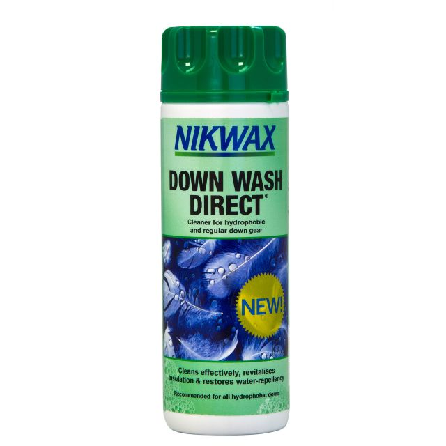 Nikwax Down Wash Direct 300ml in Assorted