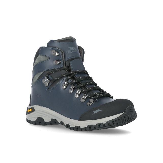 Genuine Women's Vibram Walking Boots in Navy