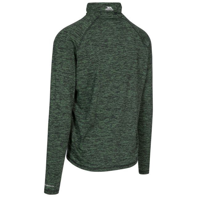Gerry Men's Quick Dry Active Top in Green