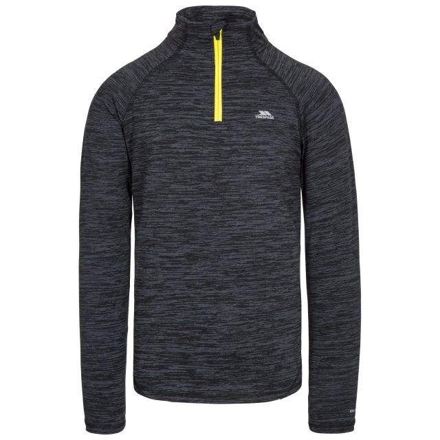 Gerry Men's Quick Dry Active Top in Grey