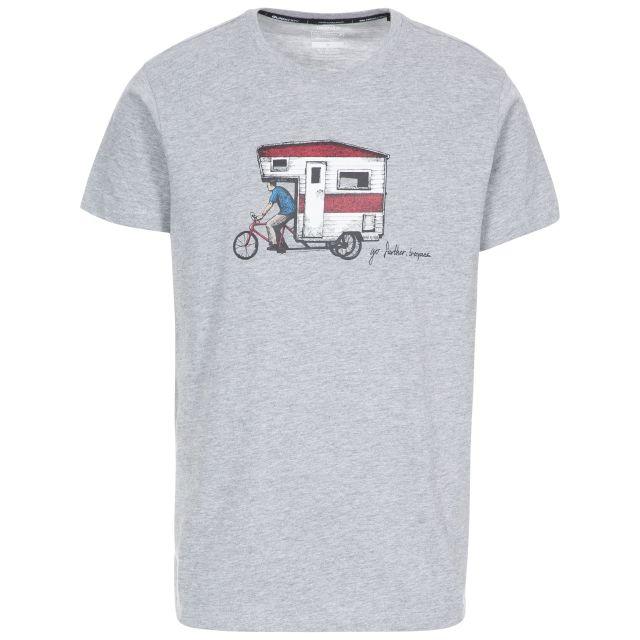 Gibson II Men's Printed Casual T-Shirt - GRM