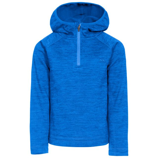 Gladdner Kids' Hooded Fleece in Blue