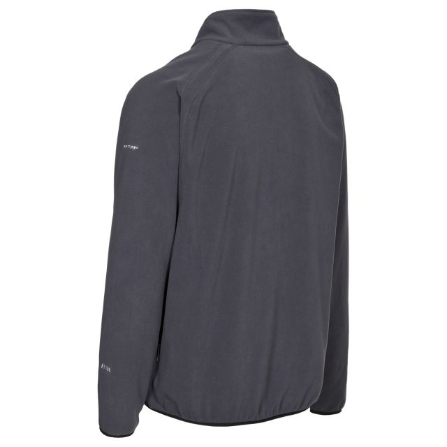 Gladstone Men's Microfleece Jacket in Grey