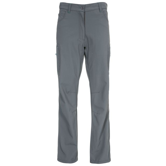 Gloom Women's Walking Trousers in Grey