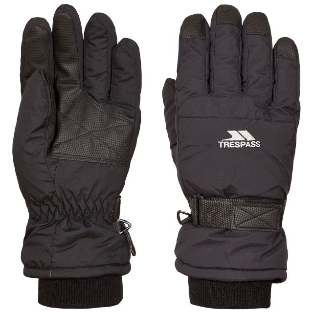 Gohan II Adults' Ski Gloves in Black