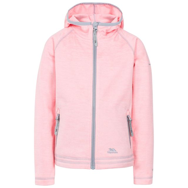 Goodness Kids' Full Zip Fleece Hoodie - CYF