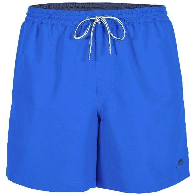 Granvin Men's Swim Shorts in Blue