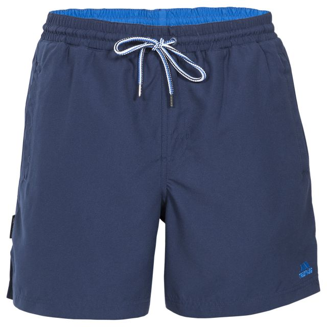 Granvin Men's Swim Shorts in Navy