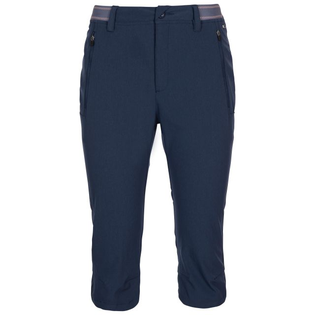 Trespass Women's Quick Dry Trousers Grateful - NA1, Front view on model