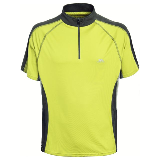 Grenada Mens Active Top in Yellow