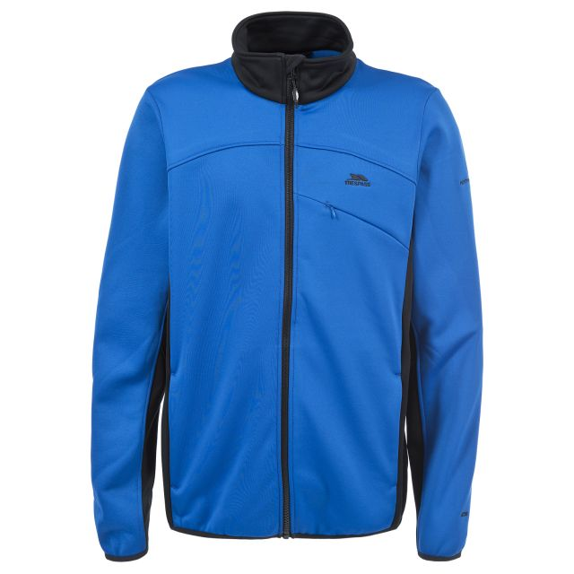 Gustav Men's Active Jacket in Blue