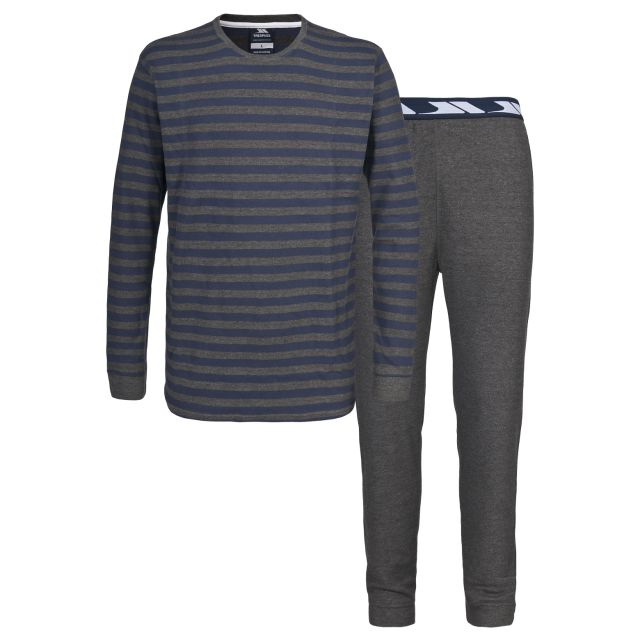 Gylan Men's Thermal Set in Navy