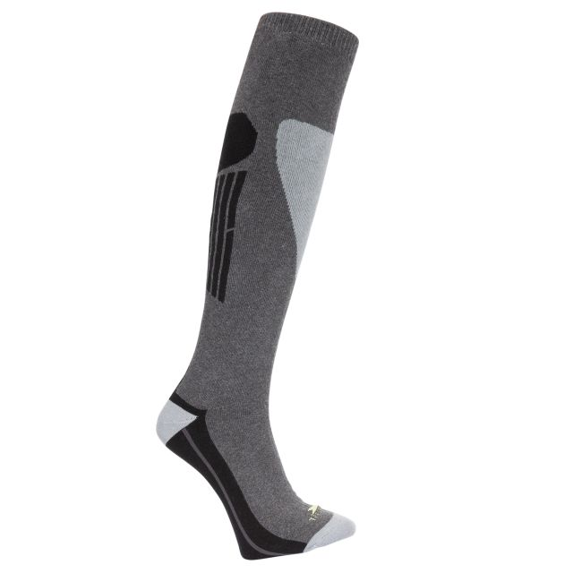 Hack Adults' Tube Socks in Grey