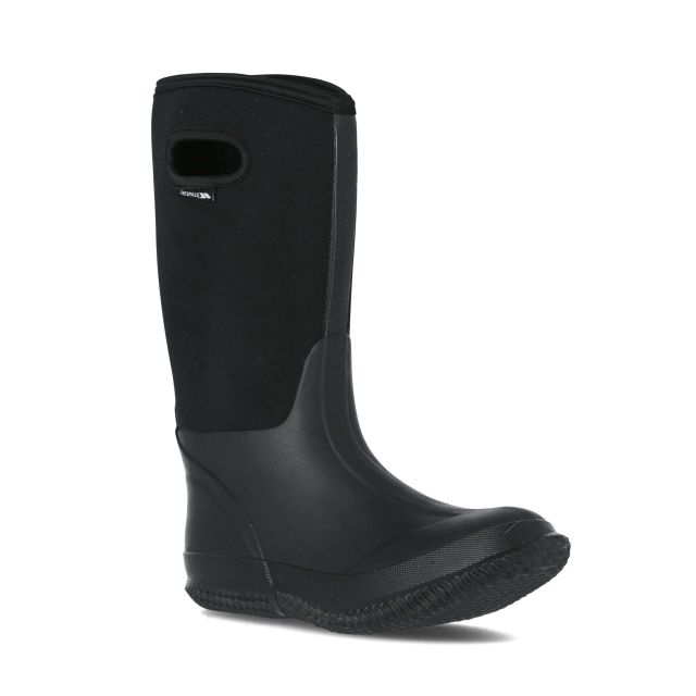 Hamilten Men's Wellies in Black