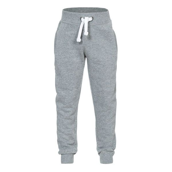 Hammer Kids' Tracksuit Bottoms in Light Grey