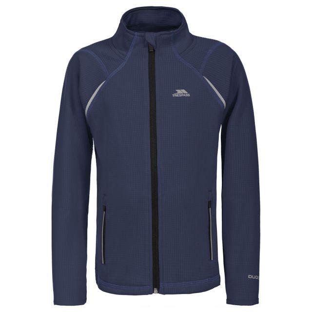 Harbird Kids' Full Zip Fleece Jacket - NA1