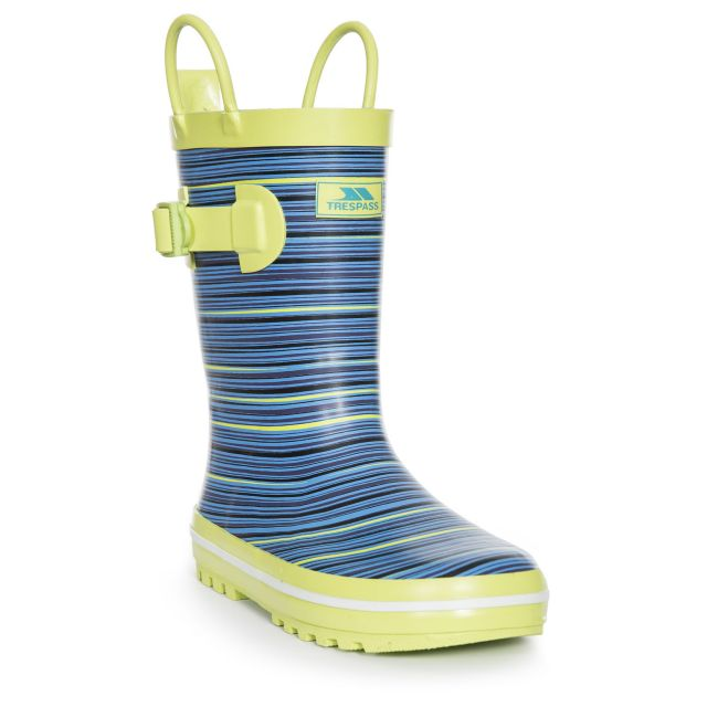 Hardie Boys Wellies in Blue