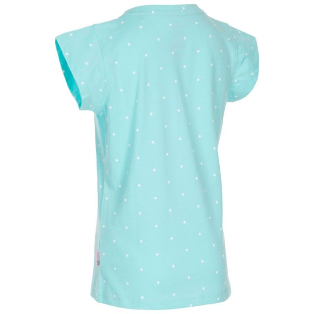 Trespass Kids' Quick Dry T-Shirt Harmony Spearmint