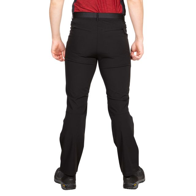 Hartley Men's DLX Walking Trousers - BLK