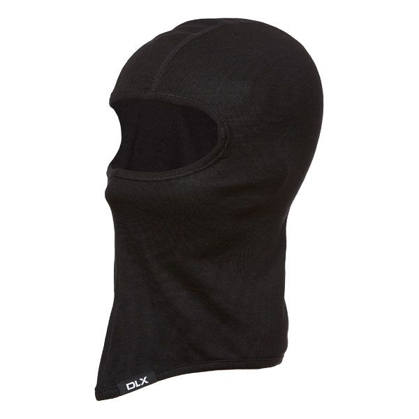 Haruto Unisex DLX Antibacterial Knitted Balaclava in Black