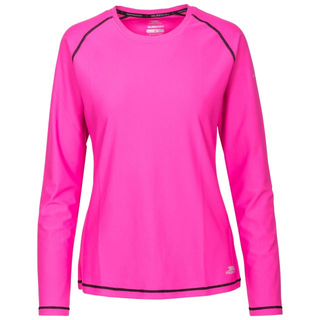 Hasting Women's Quick Dry Long Sleeve T-Shirt - PKG
