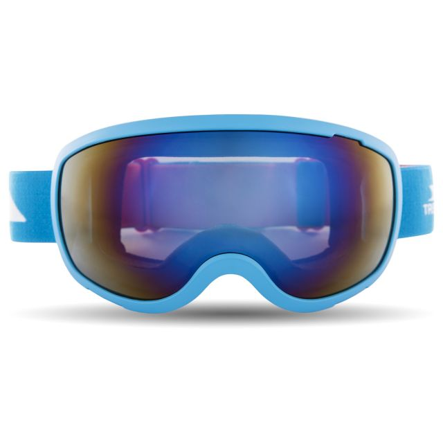 Hawkeye Adults' Ski Goggles in Blue