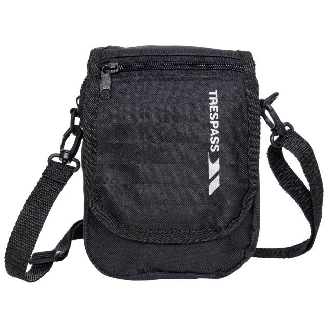 HELICON 1 Litre Travel Shoulder Bag in Black