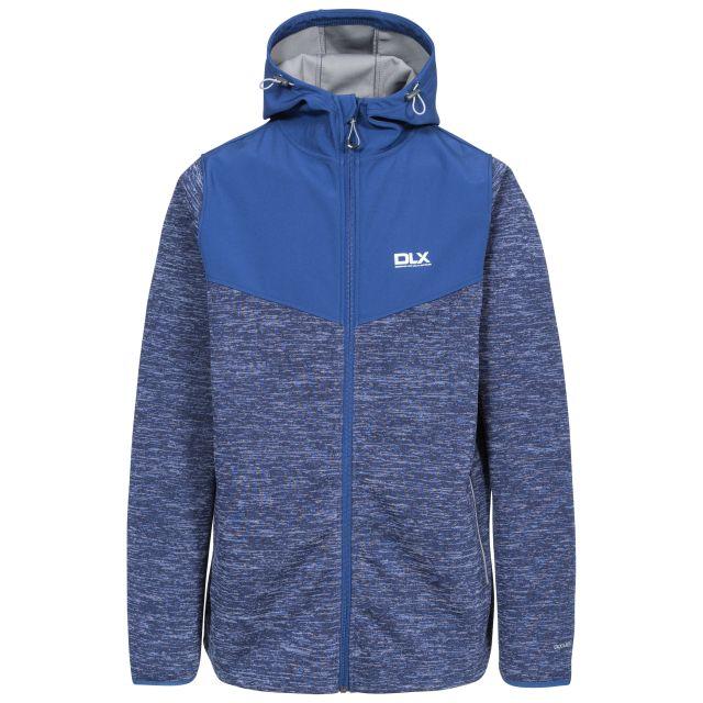 Hendricks Men's DLX Softshell Active Jacket in Navy