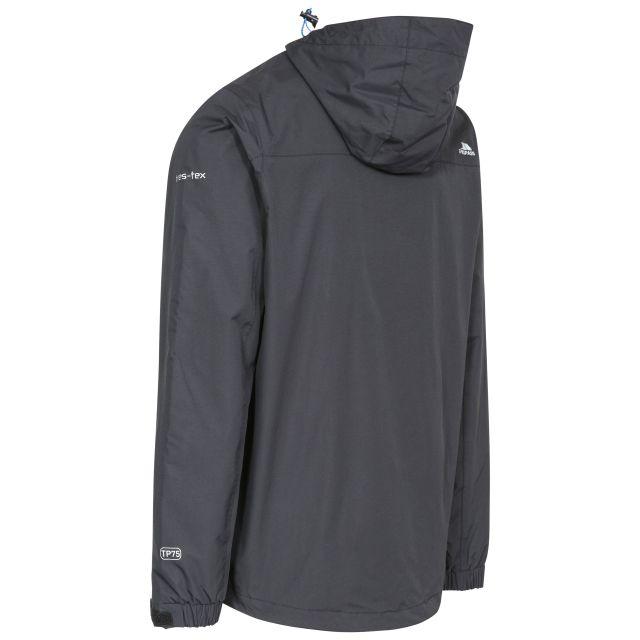 Hilman II Men's Waterproof Jacket in Black