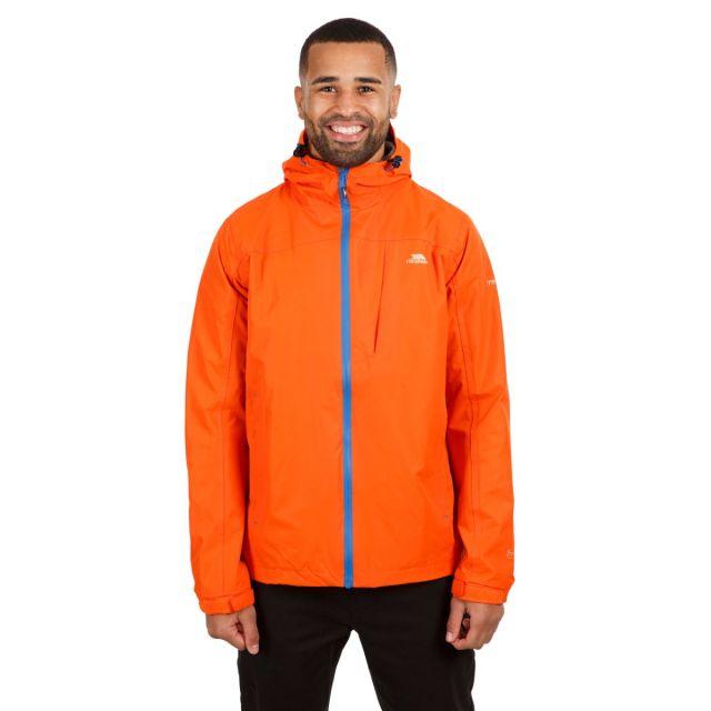 Hilman II Men's Waterproof Jacket in Yellow