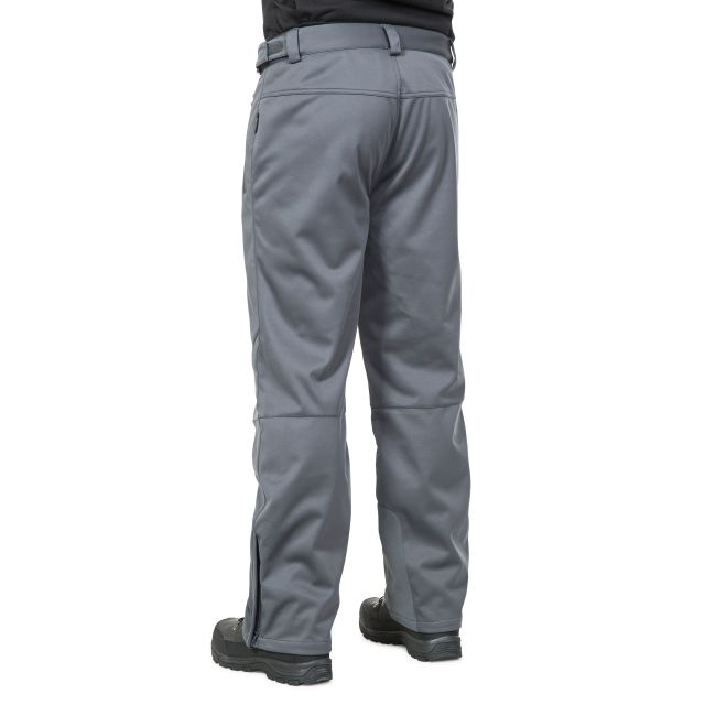 Holloway Men's DLX Walking Trousers in Grey